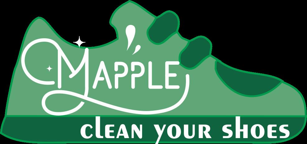Mapple laundry sepatu